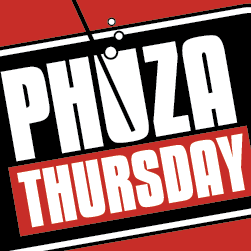 5fm Phuza Thursday Design